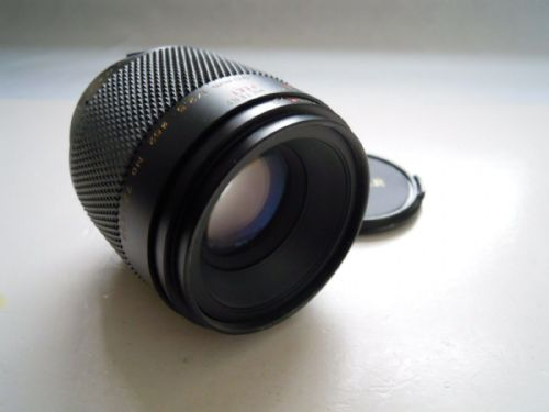 ELICAR V-HQ MACRO MC 90MM F2.5 NIKON FIT LENS
